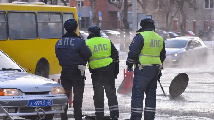 На Урале наказали инспекторов, снявших на видео, как их материт девушка на BMW