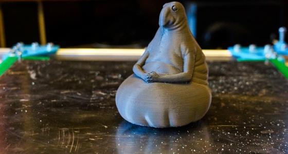 Напечатай себе Ждуна или формочку для печенья: инструкция по применению домашнего 3D-принтера