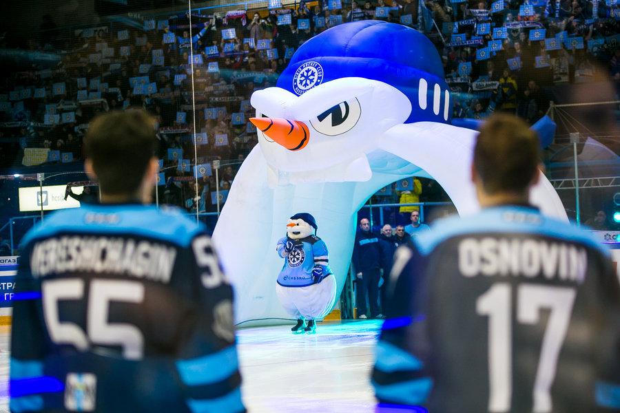 Континентальная хоккейная лига объявила дату начала нового сезона