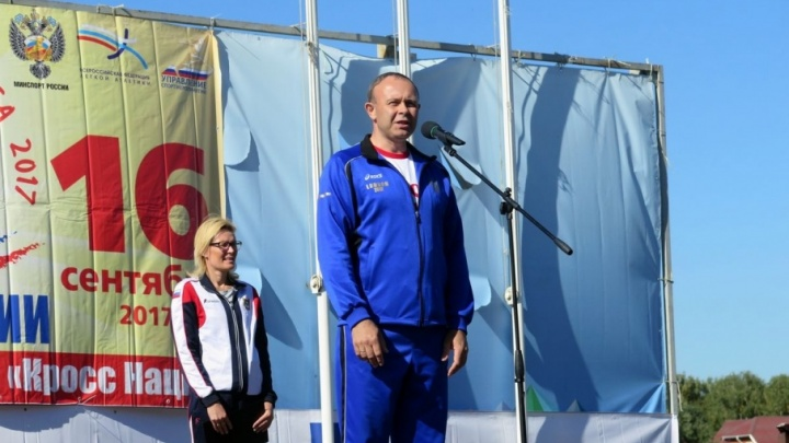 Начальник областного управления по физкультуре, спорту и туризму получил представление от прокурора