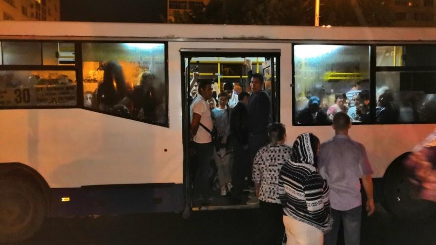 «День города сорвали»: мэр Уфы возмутился работой общественного транспорта