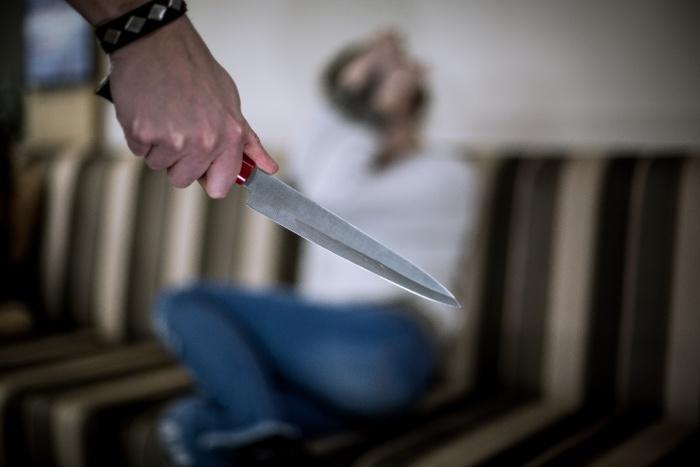 Подозреваемый убил девушку и тяжело ранил её подругу