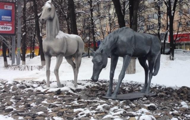 В Уфе разрушили популярный арт-объект