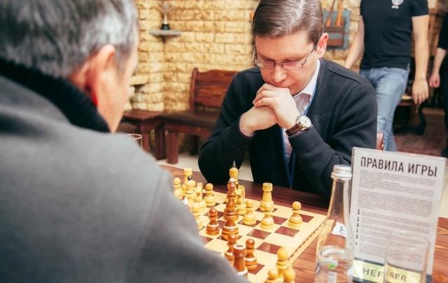 Заключительный в этом году шахматный турнир от «Спорт FM»