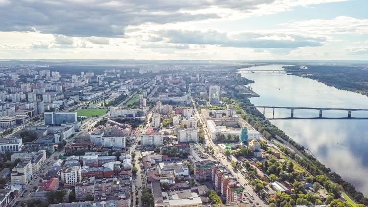 Мотовилихинский и Индустриальный районы стали рекордсменами по незаконным вывескам