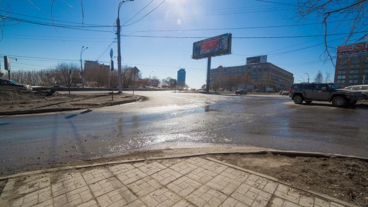 «Было три хлопка»: новосибирцев оглушили взрывы на Горской