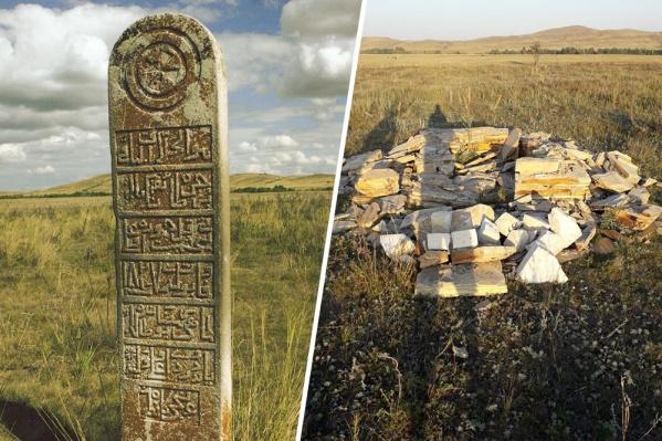 Памятник, который снесли вандалы, простоял почти 200 лет