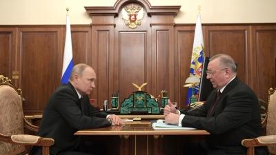 Путину рассказали о самарской компании, из-за которой возникли проблемы с поставкой нефти в Евросоюз