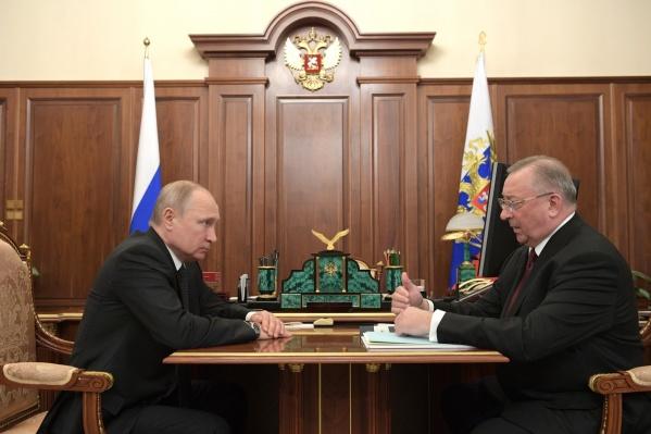 Самарский след в скандале с нефтепроводом «Дружба» обсудили на самом высоком уровне