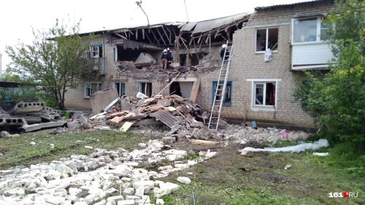 Пострадавшим при взрыве дома в Каменском районе выделят почти 24 миллиона рублей