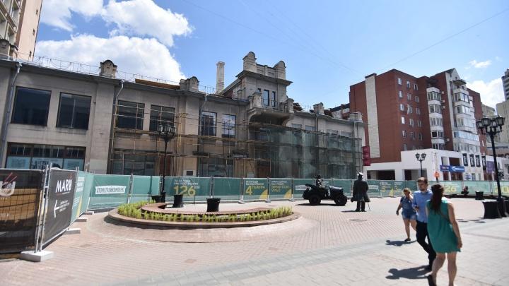 Первая экскурсия по стройке «Эрмитаж-Урала»: здесь будут выставлять сокровища мирового искусства
