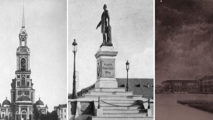 От молебнов и митингов до парковки: как менялась площадь 1905 года и что с ней будет дальше