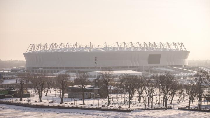 «Ростов Арена» вышла в финал голосования за лучший стадион мира