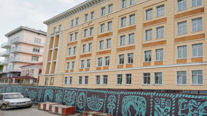В Перми на месте заброшенных казарм ВКИУ сделают гостиницу на 200 номеров