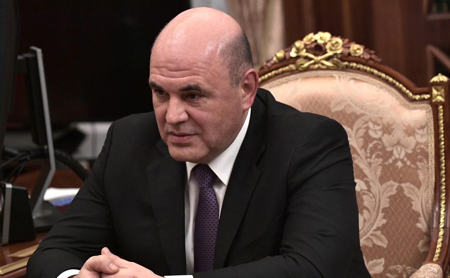 Михаил Мишустин и сегодня фактически возглавляет ФНС России
