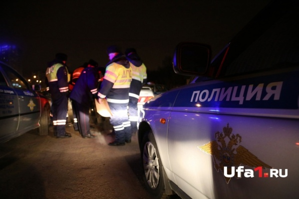 В аварии пострадали два человека