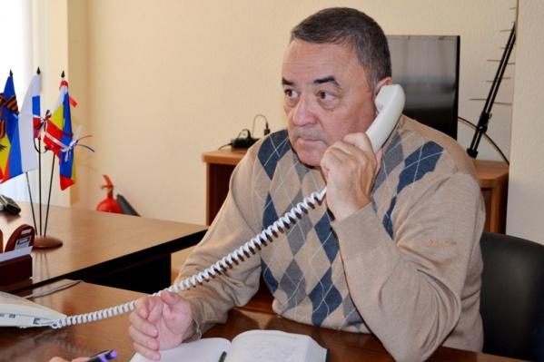 Александр Веремчук — бывший директордепартамента строительства и городского развития администрации Новочеркасска