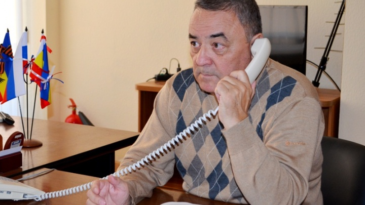 В администрации Новочеркасска начались кадровые перестановки