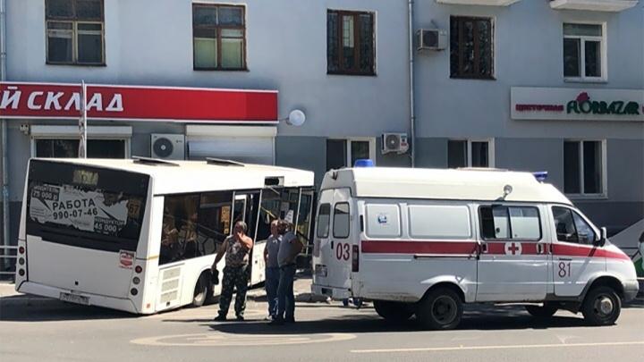 В ГИБДД уточнили число пострадавших в ДТП с двумя автобусами в Самаре