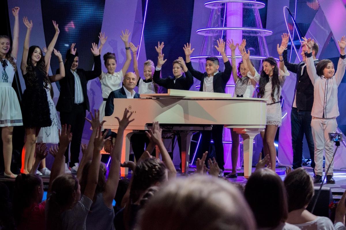 Путь на детское «Евровидение»: академия Игоря Крутого приглашает на прослушивание