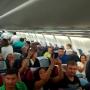«Он здоровый, турки не могли с ним справиться»: с самолёта Анталья — Уфа сняли нетрезвого пассажира