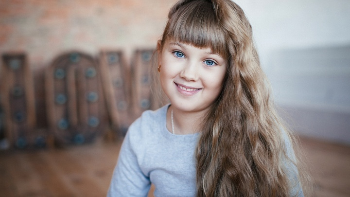 12-летняя сибирячка поставила рекорд по длине волос
