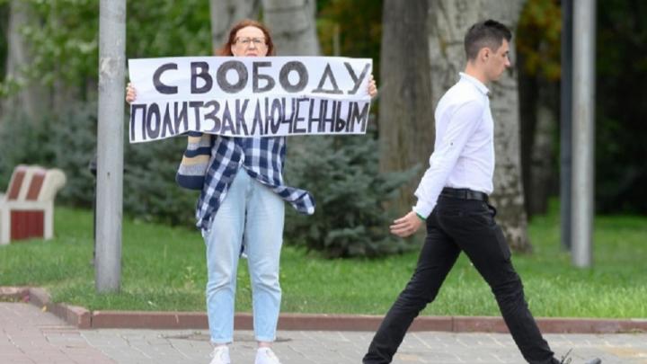 Волгоградская оппозиция готовит пикеты в поддержку политзаключённых