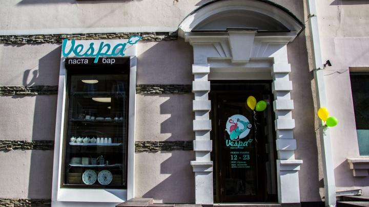 В Новосибирске открылось кафе, названное в честь мотороллера