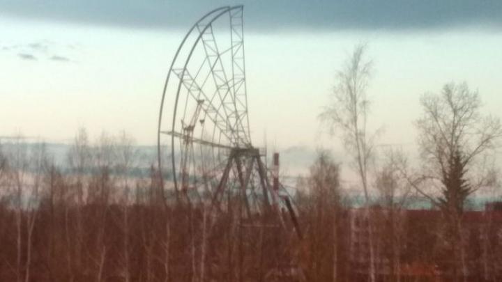 В одном из городов Башкирии появится колесо обозрения