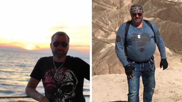 «Я весил 138 килограммов»: новосибирский байкер перестал много есть и похудел на полцентнера