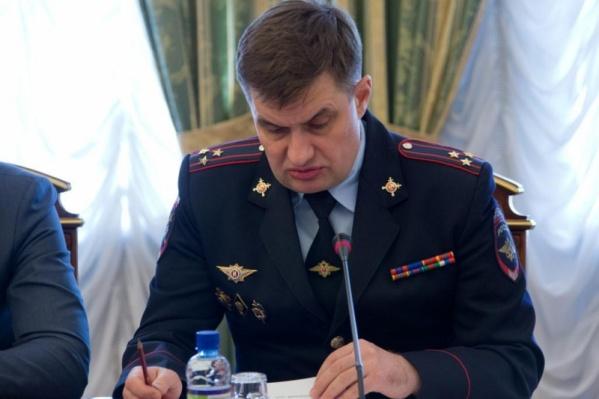 Максим Куляшов проработал в ГИБДД Челябинской области 15 лет