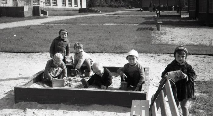 В советские годы садики хорошо учили детей самостоятельности