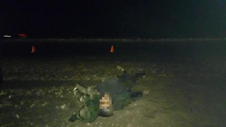 В Башкирии отечественная легковушка насмерть сбила «невидимого» пешехода