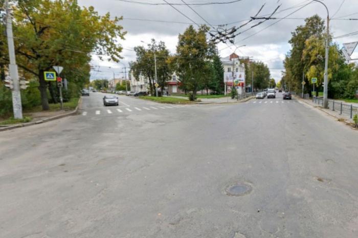 Закрытие улицы будет проводиться в два этапа