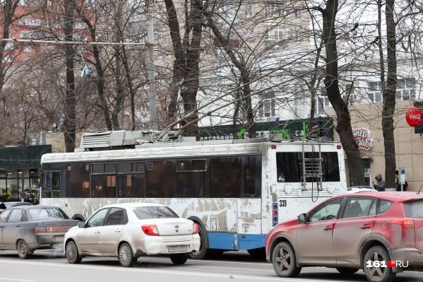 Новые машины планируют пустить в периферийные районы Ростова