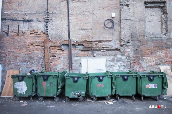 В правительстве области ждут, что часть контейнеров купят управляющие компании