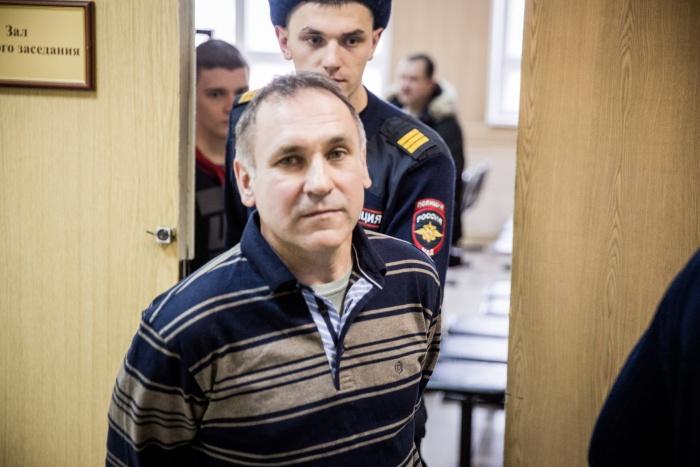 Евгений Чуплинский заявил о своей непричастности к убийствам