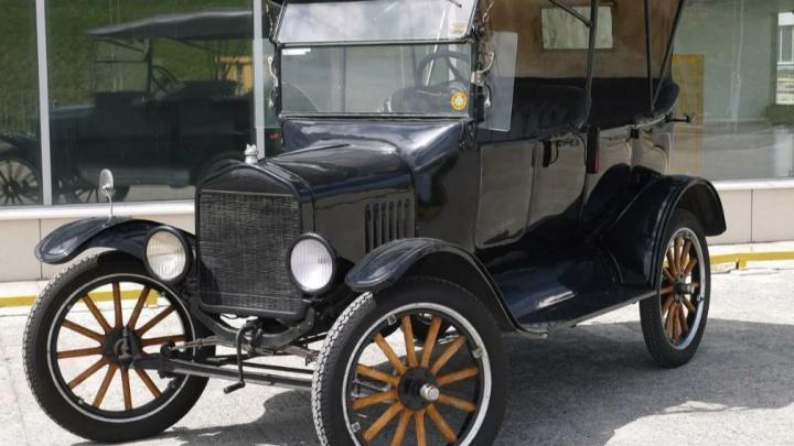 В Тольятти продают коллекционный «Форд» 1922 года за 2,5 миллиона рублей