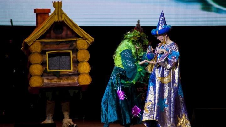 В филармонии устроят цирковое представление
