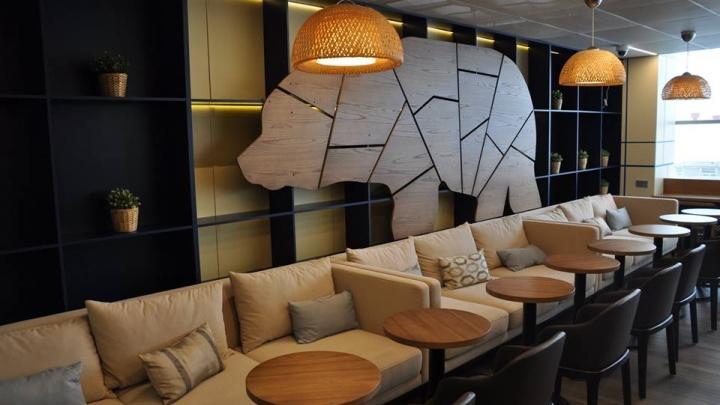 В новом терминале аэропорта открылся VIP-зал с ценой 1000 рублей за три часа
