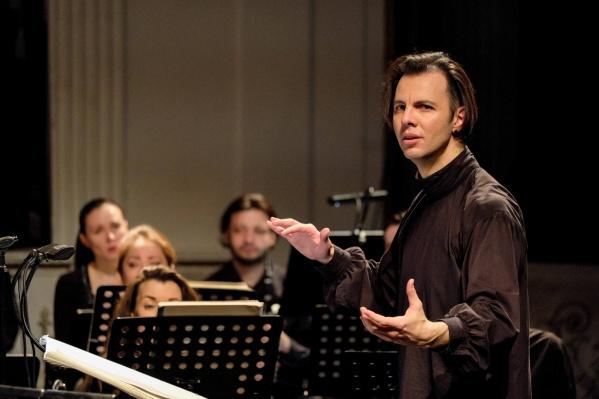 Теодор Курентзис возглавлял фестиваль на протяжении восьми лет