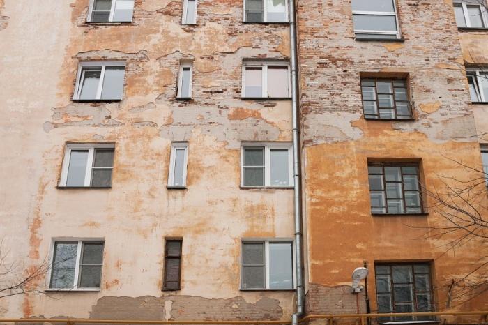 На капитальный ремонт домов в этом году потратят 4 128 миллиона рублей