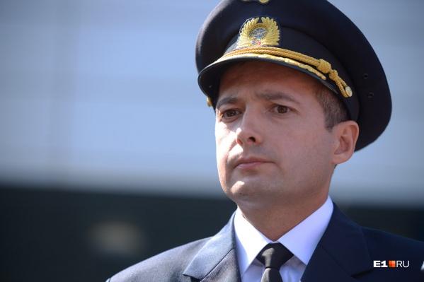 Дамир Юсупов сейчас находится в отпуске