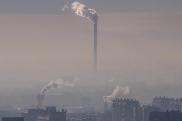 Сейчас каждое предприятия отчитывается о выбросах отдельно, и это не даёт общей картины загрязнения воздуха