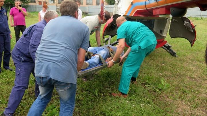 120 миллионов рублей уйдет на возрождение санитарной авиации в Зауралье