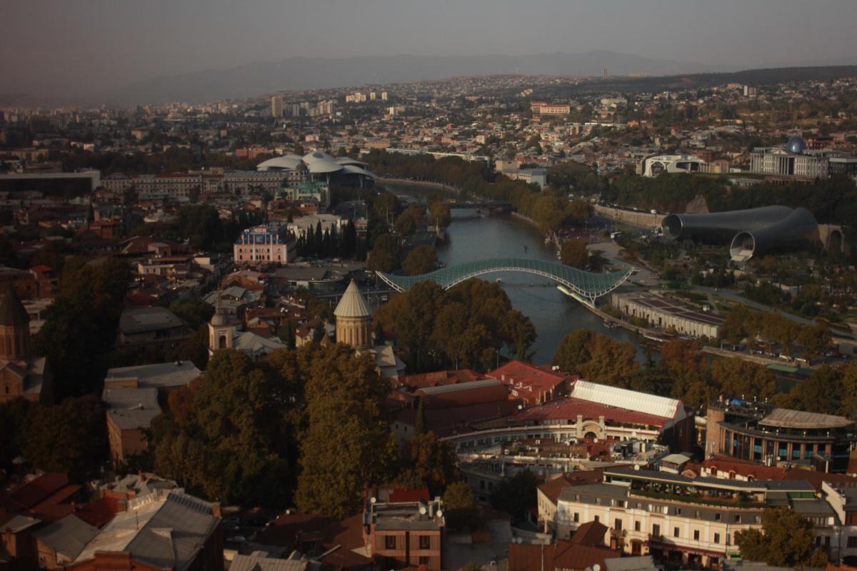Грузия была привлекательна для туристов из России
