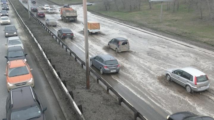 В Екатеринбурге составят карту зон подтопления за полтора миллиона рублей