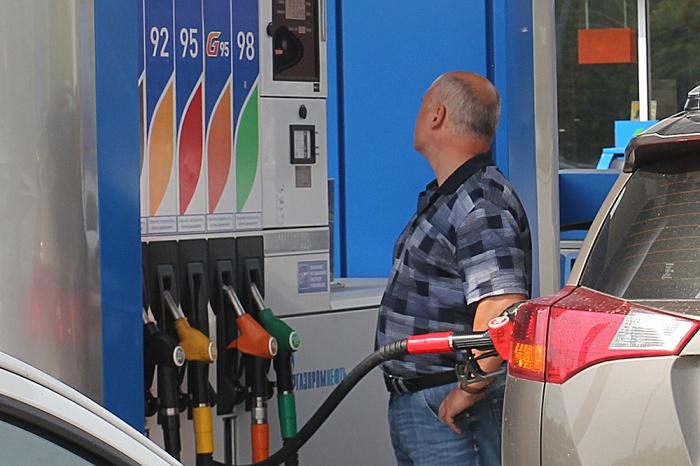 Акцизы на бензин могут снизить с 1 июля