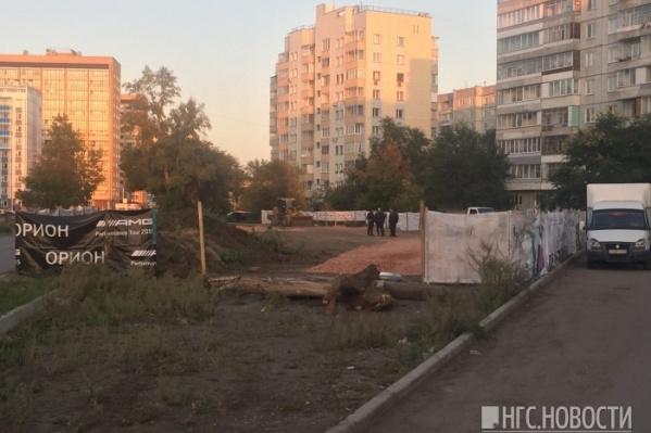 Предпринимателям предложат переехать на Курчатова