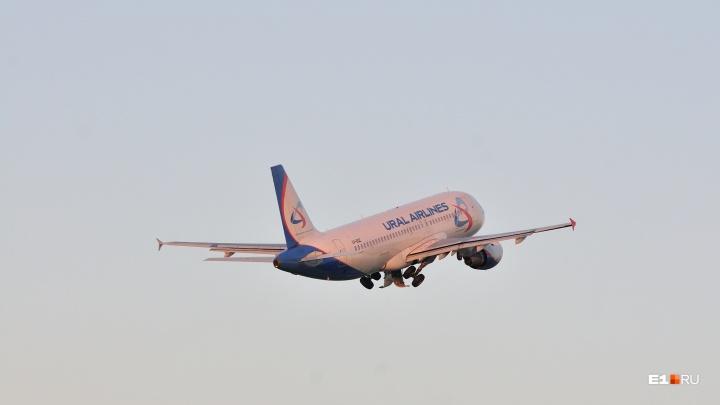 Самолет, из-за которого в Пекине застряли больше сотни уральцев, вылетел в Екатеринбург